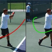 Tennis Illusions – Roger Federer's Forehand Technique