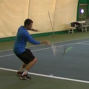 How To Deal With Fast Balls In Tennis And Not Be Late (Again)