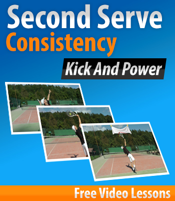 second serve video lessons