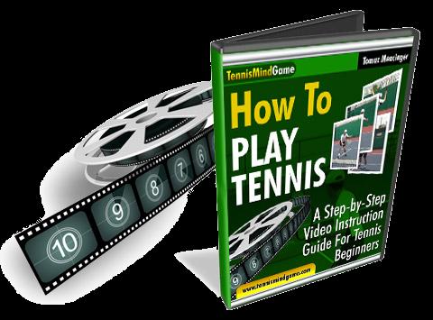 tennis beginner course
