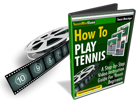 tennis beginner course