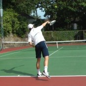Why Your Tennis Serve Lacks Power And How To Develop It